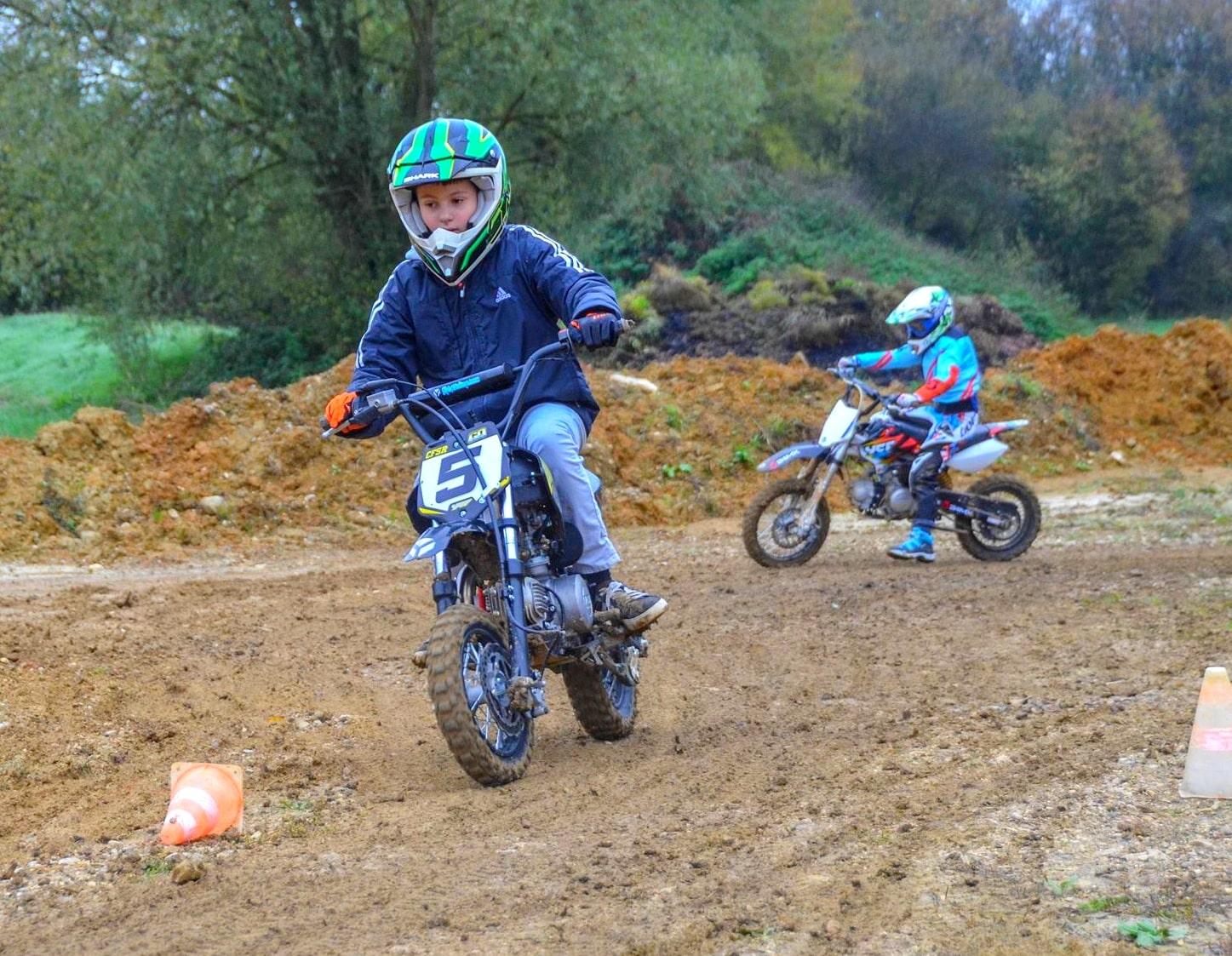 Une journée d'initiation au quad et à la moto !
