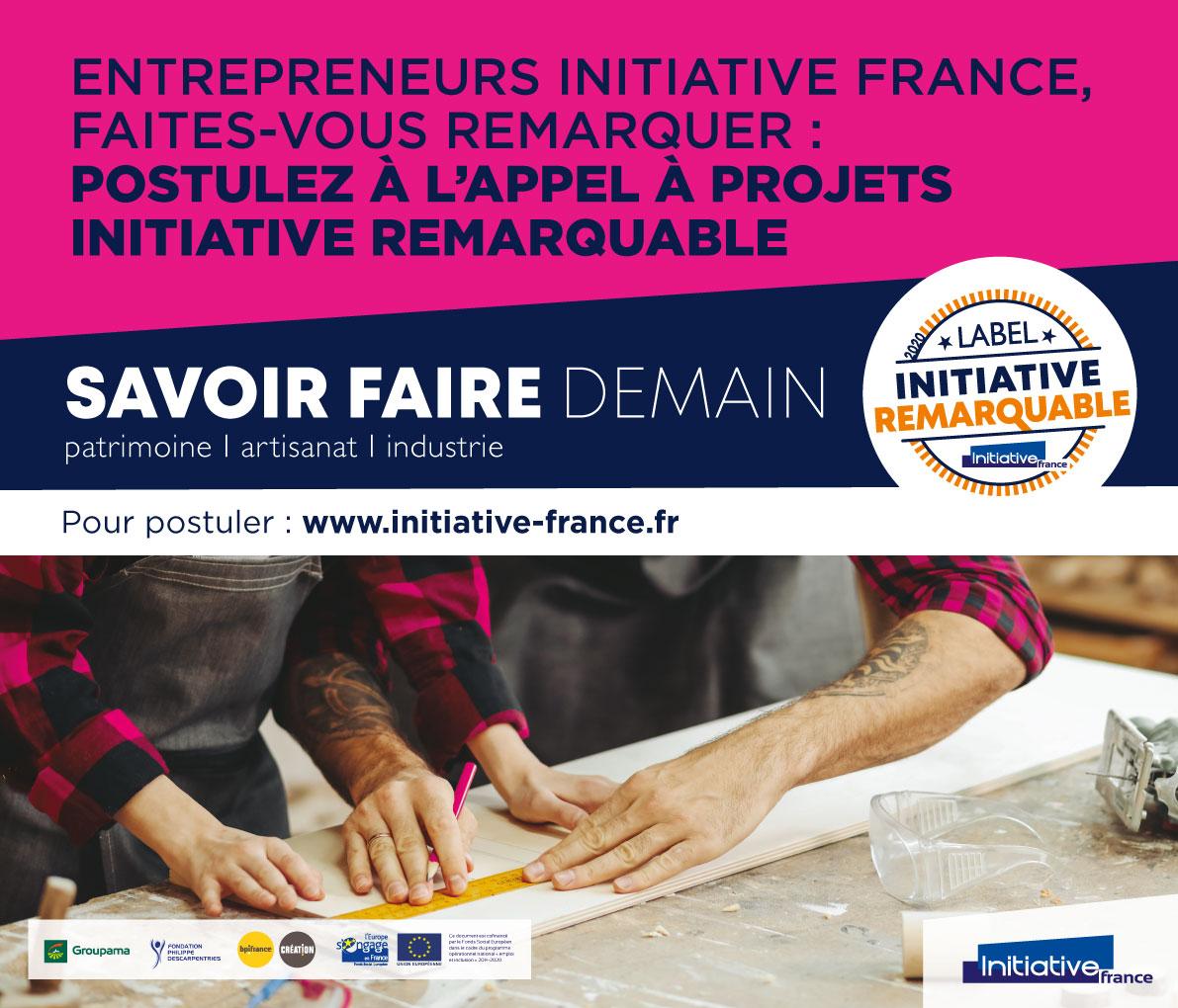 """Candidatez à l'appel à projets national """"Savoir faire demain"""" !"""